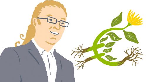 Fiducie helpt duurzame ondernemers met financiele zaken en advies, boekhoudabonnementen